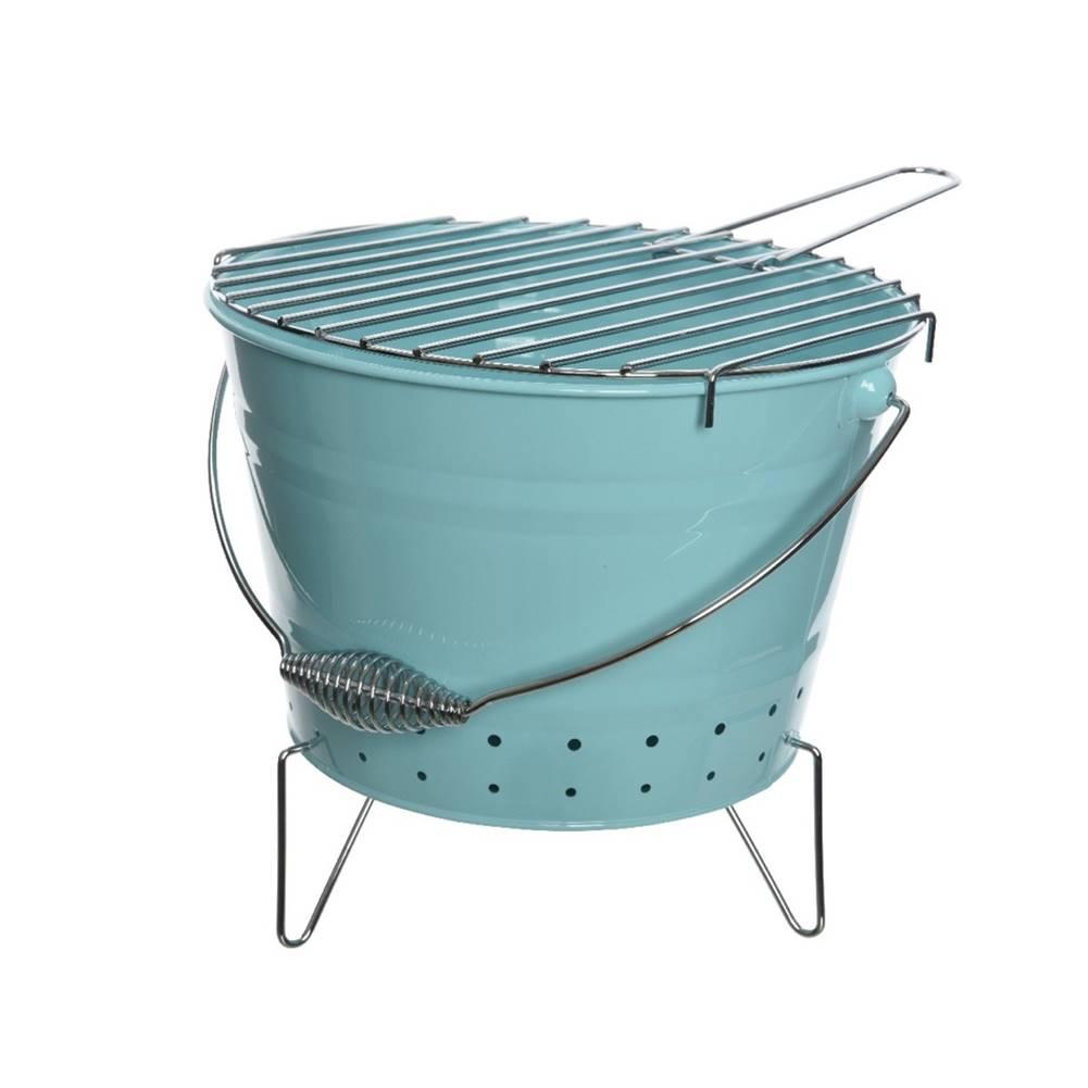 Tescoma BBQ gril modrá, pr. 27 cm