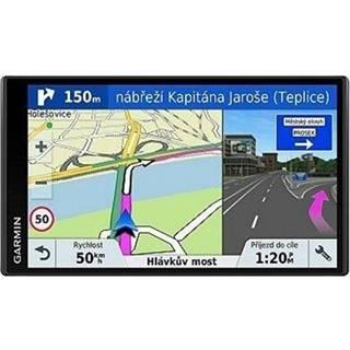 Navigačný systém GPS Garmin DriveSmart 61S Lifetime Europe45 čierna