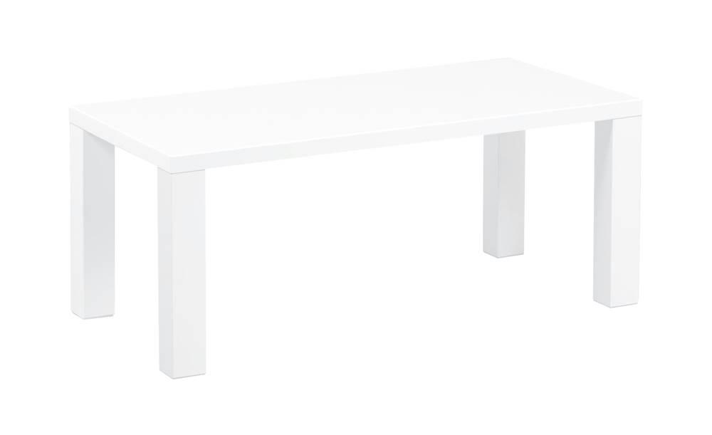 Sconto Konferenčný stolík VALENCIA biela